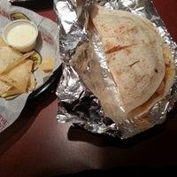 Photo taken at Moe's Southwest Grill by Mrs. Jones on 4/29/2013