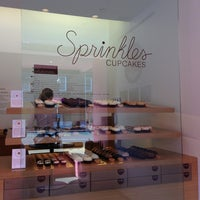 Photo taken at Sprinkles Cupcakes by Doug K. on 5/22/2013