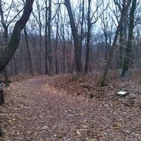 Photo taken at Frick Park by Frank K. on 11/23/2012