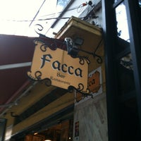 Photo taken at Facca Bar by RENATO J. on 1/5/2013