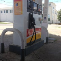 Photo taken at Shell by Mike D. on 6/13/2013