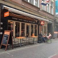 Photo taken at Brasserie 't Ogenblik by Al C. on 5/8/2014