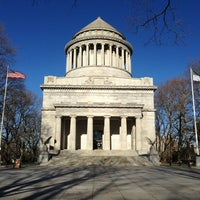 Photo taken at General Grant National Memorial (Grant's Tomb) by Steve F. on 1/18/2013