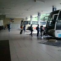 Photo taken at Terminal Rodoviário de Ouro Preto by Públio A. on 3/27/2013