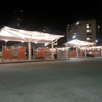 Photo taken at Temporary Transbay Terminal by StressdBut B. on 10/3/2012