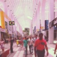 Photo taken at Shoppinho Santo André by Danillo L. on 2/5/2014