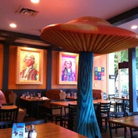 Photo taken at Mellow Mushroom by Chris S. on 6/7/2013
