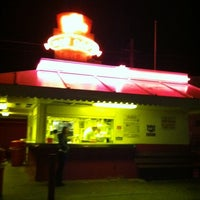 Photo taken at Taylor Brothers Hot Dog Stand by Michelle L. on 12/19/2012