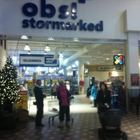 Photo taken at Coop Obs! Stormarked by Arild H. on 12/19/2012