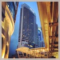 Photo taken at Hilton Kuala Lumpur by Muhi C. on 6/6/2013