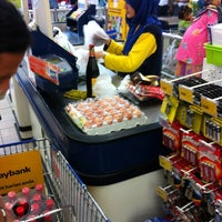 Photo taken at Mydin Mall by Shamsiemon M. on 1/28/2013