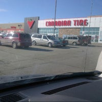 Photo taken at Canadian Tire by Mark K. on 3/1/2013