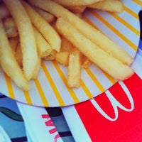 Photo taken at McDonald's by Isabella M. on 3/28/2013