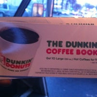 Photo taken at Dunkin Donuts by John A. M. on 12/10/2012