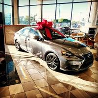 Photo taken at Lexus of Chandler by Penske Automotive A. on 12/24/2013