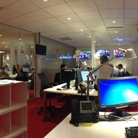 Photo taken at RTL by Antoine D. on 5/13/2013
