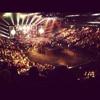Photo taken at Bridgestone Arena by Iman J. on 12/6/2012