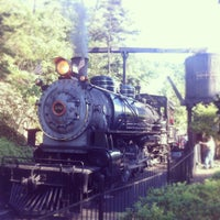 Photo taken at Dollywood by Shaun M. on 6/22/2013
