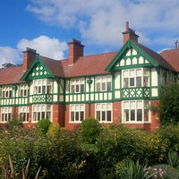 Photo taken at Royal Lytham & St. Annes Golf Club by Mike B. on 9/18/2013