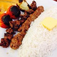 Photo taken at World Class Persian Kebab by Diane G. on 11/25/2013