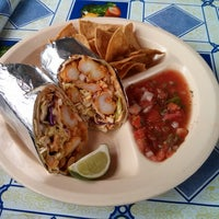 Photo taken at Pinches Tacos by Stefan on 4/14/2013