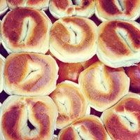 Photo taken at Beigel Bake by Trond W. on 10/21/2012