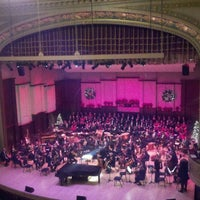 Photo taken at The Max M. Fisher Music Center by Brian M. on 12/17/2011