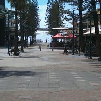 Photo taken at Cavill Mall by Cat D. on 11/17/2011