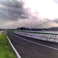 Photo taken at Old Bridge Township Raceway Park by Shuke S. on 7/11/2013