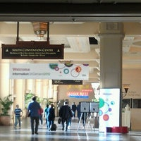 Photo taken at Mandalay Bay Convention Center by Elizabeth G. on 10/21/2012