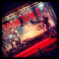 Photo taken at Kinepolis by Dimitri V. on 4/23/2013