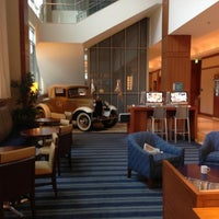 Photo taken at Georgia Tech Hotel and Conference Center by Chad M. on 11/15/2012