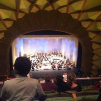 Photo taken at Alaska Center for the Performing Arts by Alex C. on 2/24/2013