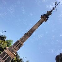 Photo taken at Obelisco by Ayhan H. on 6/29/2013