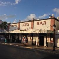 Photo taken at Sloppy Joe's Bar by Spiro on 4/28/2013