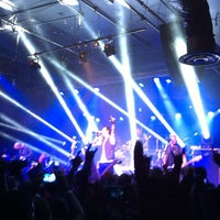 Photo taken at Baltimore Soundstage by Izzak11 A. on 10/25/2012