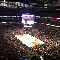 Photo taken at United Center by Charmaine on 5/14/2013