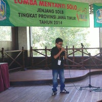 """Photo taken at Hotel Surya Indah by Andy """"SYS"""" D. on 3/26/2014"""