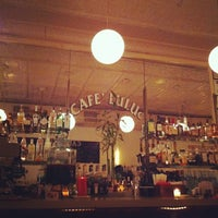 Photo taken at Cafe Luluc by Cindy T. on 9/18/2012