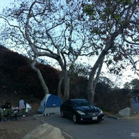 Photo taken at Sycamore Canyon Campground by Yoojin K. on 7/31/2013