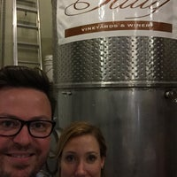 Photo taken at Talty Winery by jeremy r. on 8/12/2015