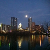 Photo taken at Lady Bird Lake Trail by Tony A. on 1/26/2013