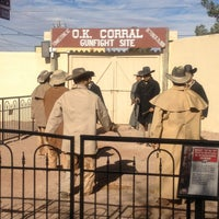 Photo taken at O.K. Corral by Joyce on 12/30/2012