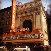 Photo taken at The Chicago Theatre by A Ross on 5/18/2013