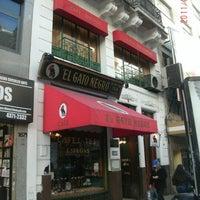 Photo taken at El Gato Negro by Ricardo E. on 11/10/2012