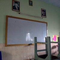 Photo taken at SMA Katolik Rex Mundi Manado by Gerry R. on 7/21/2013