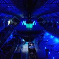 Photo taken at Space Mountain by Haruhiko T. on 10/6/2012