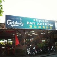 Photo taken at Tanjung Sepat by Marlene Y. on 5/12/2013