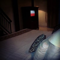 Photo taken at Arion Swissbel Hotel by Marlene Y. on 2/10/2013