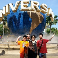 Photo taken at Universal Studios Singapore by Marlene Y. on 6/7/2013